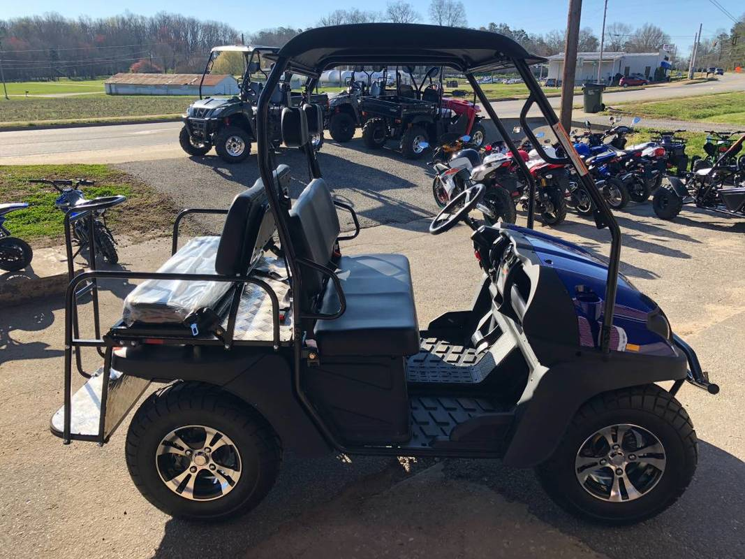 HJS 200cc golf cart utv (Bighorn 200GVX) on