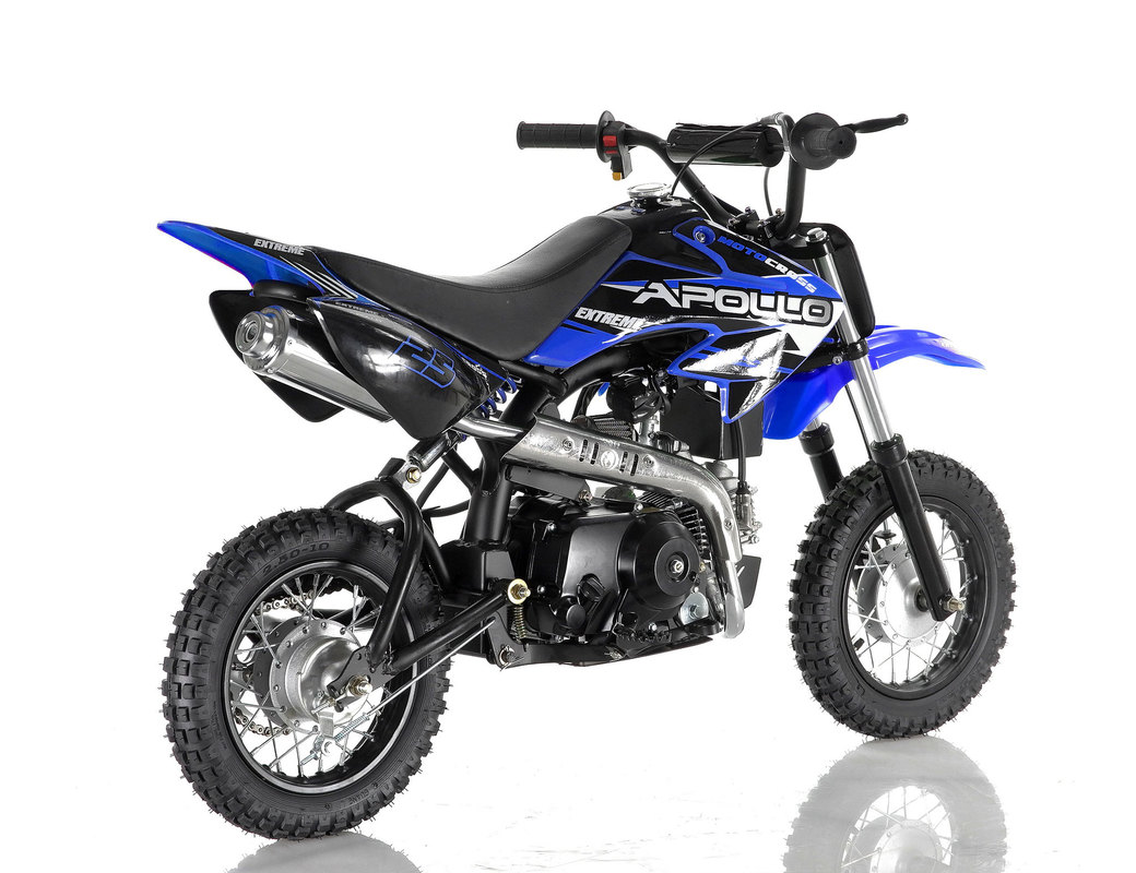 Orion Apollo 70cc dirt bike (#25) fully automatic